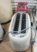 Smeg toaster and a Kitchen Aid hand mixer (2)