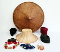 Collection of hats from around the world