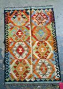 Chobi Kelim 117 x 80 cm