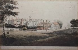 """Various engravings and printsto include """"Fairford from the Colne"""", """"The Lost Daughter"""