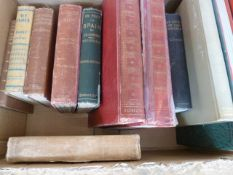 "Topographical including:-  Calvert, A F ""Spain ..."", B T Batsford 1924, 2 vols, numerous ills"
