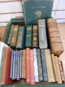 Quantity of children's books, pictorial bindings and find bindings, to include:- Lang, Andrew (