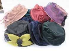 Hatsmade by Sarah Crozier Hats