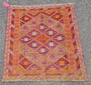 Gazak rug 122 x 118 cm