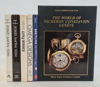 "Huber, Martin and Banbery, Alan ""Patek Philippe Genevr"", Antiquorum 1988, ills and text"