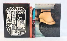 "Erotica Newton, Helmut ""Sleepless Nights"", Quartet Books 1978, numerous photographic ills, black"