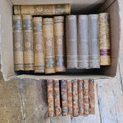 """Antiquarian and other books to include""""The Casket of Literature"""", Plutach's Lives, Gibbons, etc (1"""