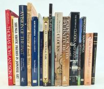 """Various books on collecting to include:- Bruton, Eric """"The History of Clocks and Watches"""""""