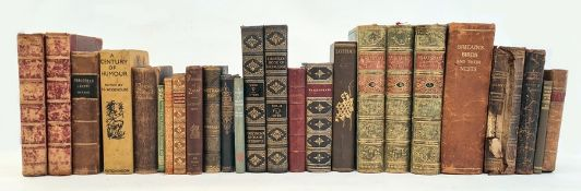 """Quantity of antiquarian and other booksto include:- M'Ewen, Mr William """"Grace and Truth ..."""", 7th"""