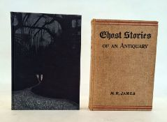 """James, Montague Rhodes """"Ghost-Stories of an Antiquary"""", Edward Arnold 1906, 3rd impression, frontis"""