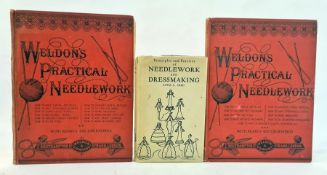 """Hird, Anna L """"Principles and Practice of Needlework and Dressmaking"""", Anglo Scottish Press 1941"""