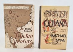 """Swan, Michael """"British Guiana, the Land of Six Peoples"""", London 1957, Her Majesty's Stationery"""