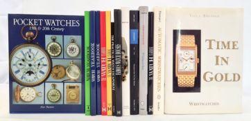 "Wristwatches - Introna, Elena and Robolini, Gabriele ""Famous Watch Houses"", Hallmark"