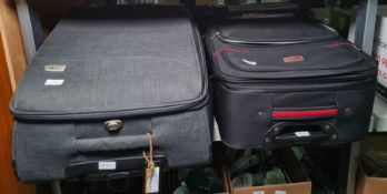 Smart Antler suitcase and a Revelation case, both lightweight (2)