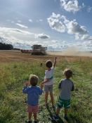 Farm Tour with Combine and Tractor rides