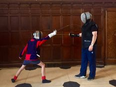 3 x 1:1 Fencing Lessons