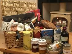 Prep 6 Luxury hamper of artisan store cupboard essentials