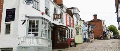 2 nights stay in Lymington