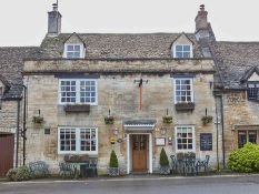 Over night stay for two at The Angel, Burford