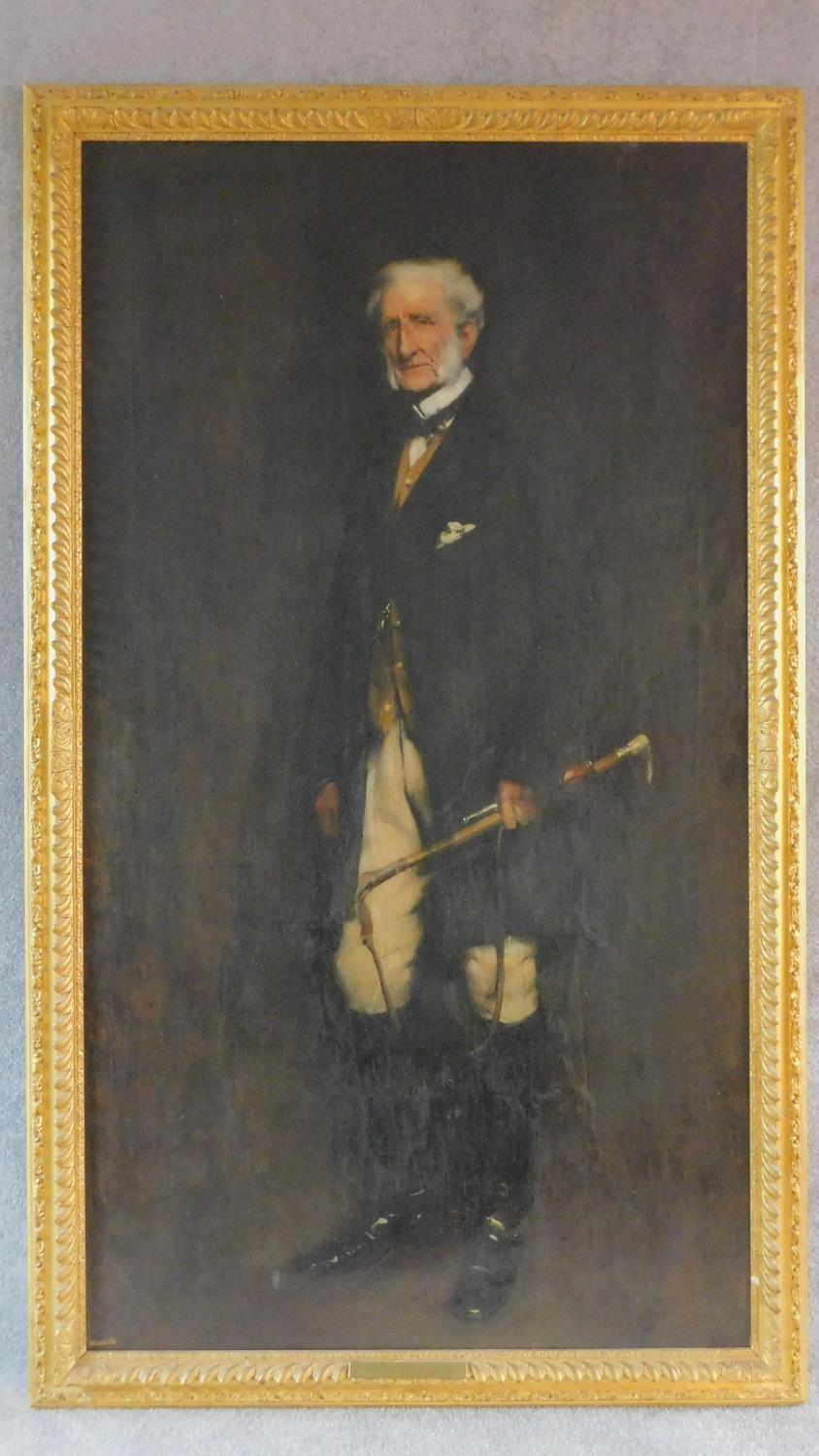 "Lot 1 - SIR JAMES JEBUSA SHANNON R.A., R.B.A., R.H.A. 1862-1923 Henry Vigne, ""Master of the Epping Forest"