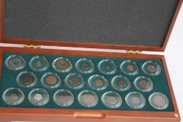 ROYAL MINT- SILK ROAD ANCIENT COIN COLLECTION, in fitted case with Certificate of Authenticity