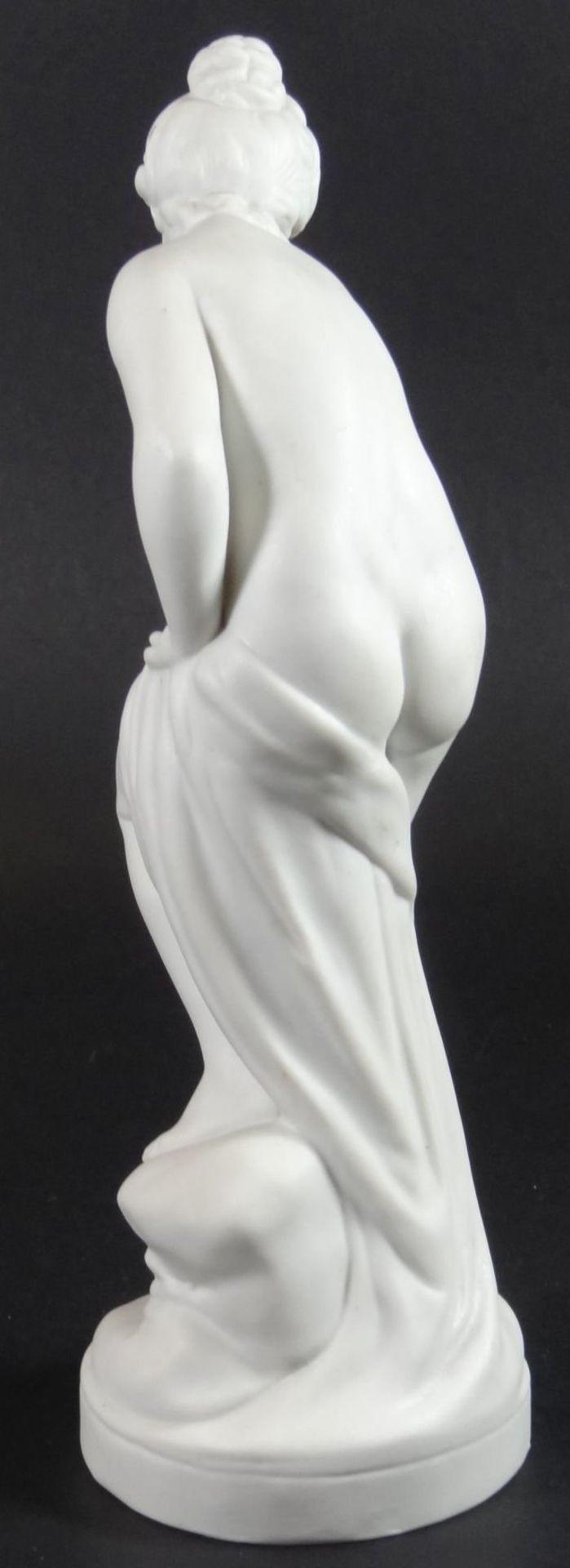 """Bisquit-Porzellanfigur """"Aphrodite"""", H-22 cm - Bild 4 aus 6"""