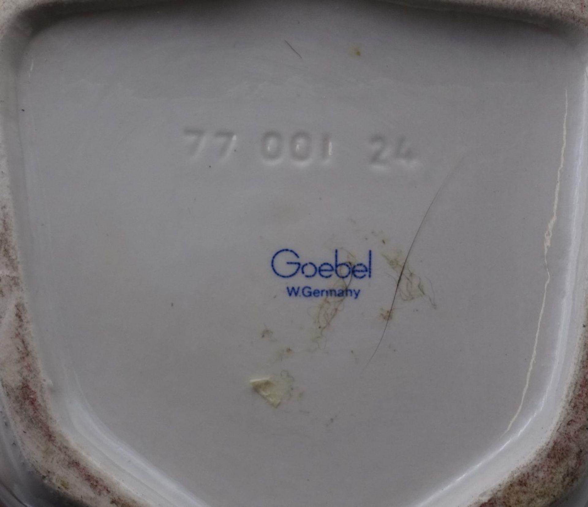 "Goebel Porzellan Kanne ""Katzenkanne""H-22,5cm - Bild 4 aus 5"