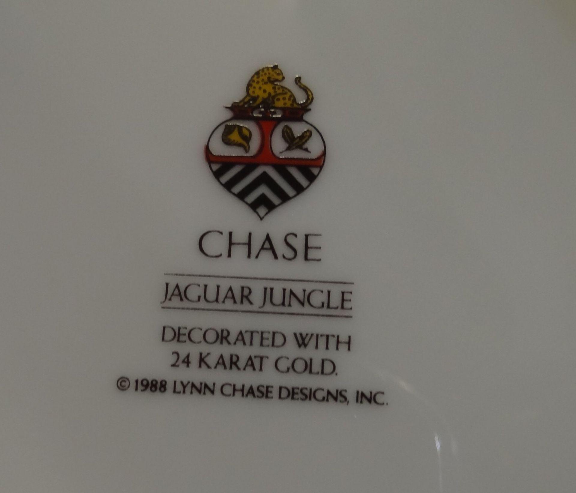 "12x Brot-oder Kuchenteller ""Chase Jaguar Jungle"" 1988,neuwertig in 2 orig. Kartons, D-16 cm (6 1/ - Bild 5 aus 5"