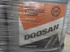 CABCARE VANDAL GUARD TO SUIT DOOSAN DX LC-5 SERIES
