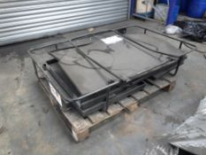 CABCARE VANDAL GUARD TO SUIT DOOSAN DX235LCR-5