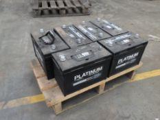 PLATINUM XTREME 12V BATTERY HEAVY DUTY PERFORMANCE P/N: AMBATT642X (6 OF)