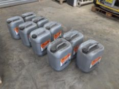 DOOSAN 10W30 (SAE 10W30) TRAX TRANSMISSION OIL HIGH PERFORMANCE FOR AXLES & TRANSMISSIONS, 20L