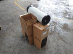 DOOSAN AIR FILTER ELEMENT - INNER (5 OF) P/N: 474-00037