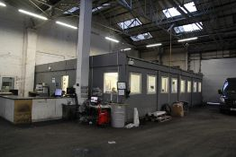 4 Bay Modular Office Building 12m x 10m