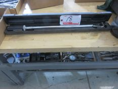"""GEAR WRENCH 85054, 1/2"""" HAND TORQUE WRENCH W/ CASE"""