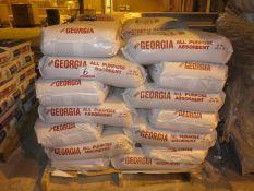 BAGS - GEORGIA ALL PURPOSE OIL ABSORBENT (40 LBS/BAG)