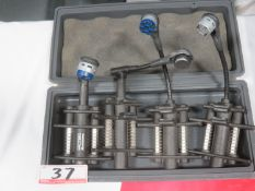 LOT - BEYER DYNAMIC OPUS 87 CLIP ON DRUM MICROPHONES (4 PCS)