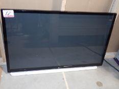 """LG 50PA4500 50"""" 1080P 3D CAPABLE PLASMA HDTV"""