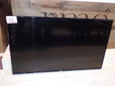 """LG 49LJ5500UA LED 49"""" SMART FULL HD TV W/ REMOTE"""