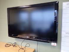 """LG 52"""" LCD HD TV (IN OFFICES 2ND FLOOR)"""