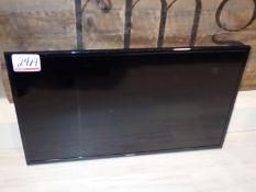 """SAMSUNG UN40H5003BF 40"""" LED FULL HD TV W/ REMOTE"""