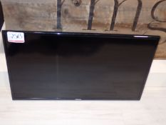 "SAMSUNG UN40H5003AF 40"" LED FULL HD TV W/ REMOTE"