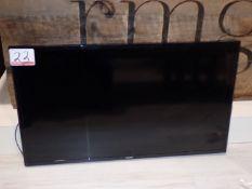 """SAMSUNG UN40J5200AF 40"""" LED SMART FULL HD TV W/ REMOTE"""