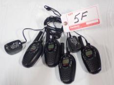 LOT - COBRA CXT235C 2-WAY RADIOS