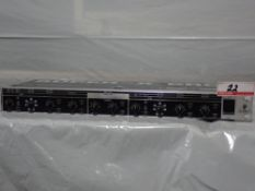 BEHRINGER SUPER-X PRO CX2310 2 WAY/3 WAY CROSSOVER