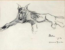 Otto Dill (Neustadt / W. 1884-1957 Bad Dürkheim)<