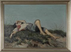 Hugo John (*1888), nach Franz von Lenbach 1860