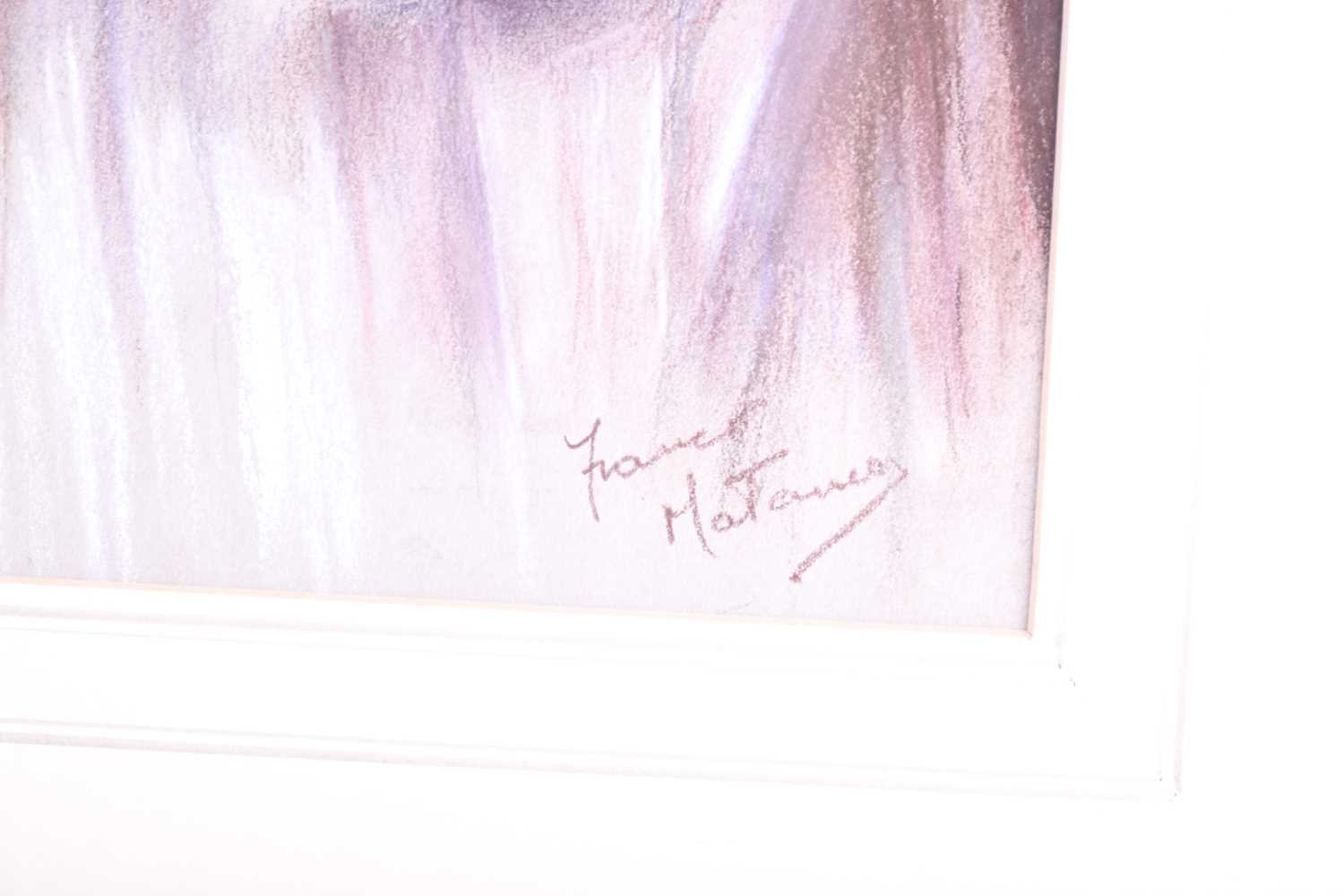 Lot 32 - Franco Matania (1922-2006) Italian/British, two pastel studies, one a young bell ringer, the other