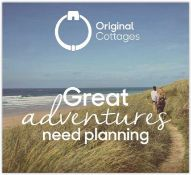 A £100 Original Cottages Gift Voucher. Original Cottages draws together the cottages from our family