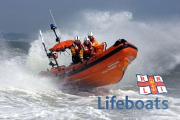 WATCH: Life boats in Action: Raising funds for the RNLI - Walberswick RNLI Branch Charity Auction